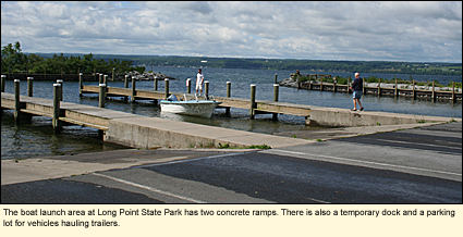 Finger Lakes New York State Parks Cayuga County